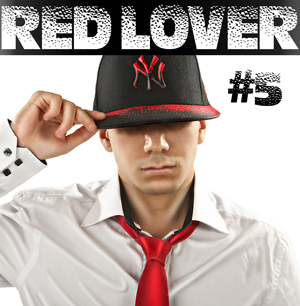 DJ RED KILLER - RED LOVER 5