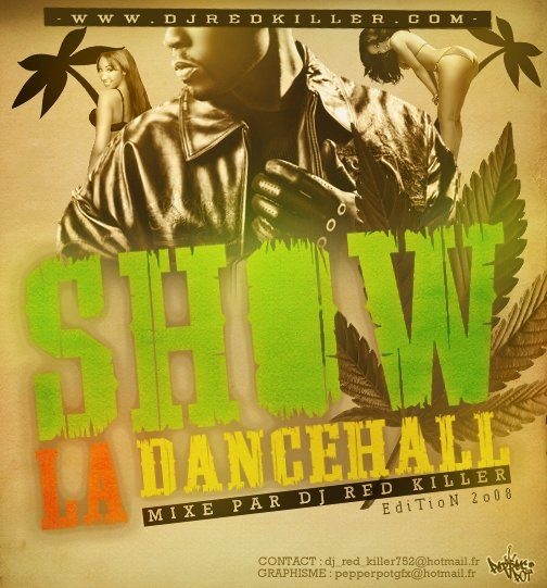 DJ RED KILLER - SHOW LA DANCEHALL